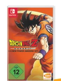 Dragon Ball Z: Kakarot von Nintendo Switch