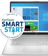 Notebook 17-CP0809NG von HP