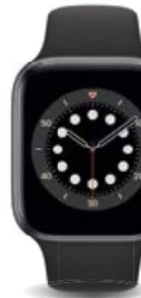 Smartwatch Watch Series 6 von Apple