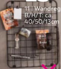 Wandregal