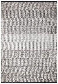 Handwebeteppich Tundra von Linea Natura
