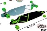 Longboard ABEC 7 DTS von Authentic Sports