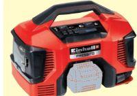 Akku-Kompressor Set Pressito von Einhell