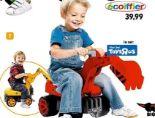 Sitzbagger Maxi-Digger von Big Spielwarenfabrik