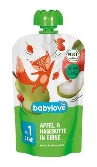 Quetschbeutel von Babylove