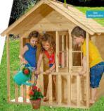 TP Holz Sommer Hütte