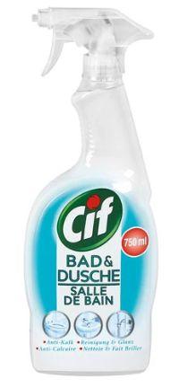 Bad-Dusche Reiniger von Cif