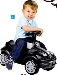 Bobby Car Mercedes Benz SLK von Big Spielwarenfabrik