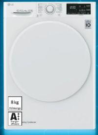 Wärmepumpen-Wäschetrockner RT8DIHP von LG