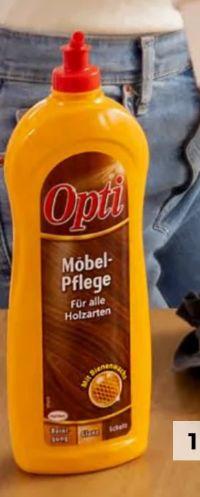 Möbelpflege von Opti