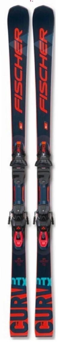 Skiset RC4 The Curv DTX von Fischer