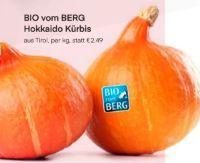 Bio Hokkaido Kürbis von Bio vom Berg