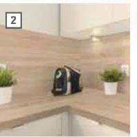 Küchenrückwand von Kaindl
