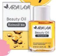 Beauty Oil Bio-Rizinusöl von Arya Laya