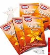 Bourbon Vanille Zucker von Dr. Oetker