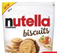 Nutella Biscuits von Ferrero