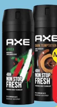 Deospray von Axe