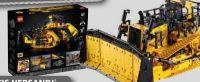 Cat D11T Bulldozer 42131 von Lego Technic