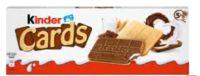 Kinder Cards von Ferrero