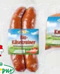 Bio-Frankfurter von Spar Natur pur