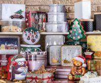 Weihnachts Keksdosen von Simpex Basic