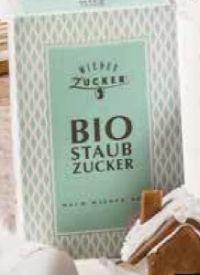 Bio-Staubzucker von Wiener Zucker
