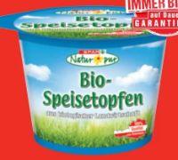 Bio-Speisetopfen von Spar Natur pur