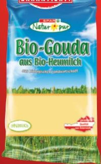 Bio-Gouda von Spar Natur pur