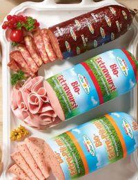 Bio Extrawurst von Spar Natur pur
