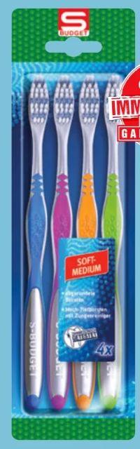 Zahnbürste von S Budget