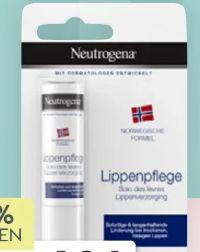 Lippenpflegestift von Neutrogena