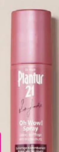 Plantur 21 Oh Wow Leave-In-Pflegespray von Dr. Wolff