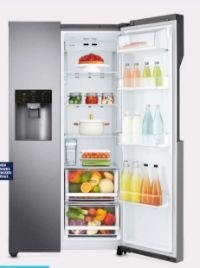Side-by-Side-Kühlschrank von LG