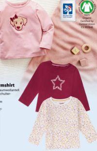 Baby Langarmshirts von Lupilu