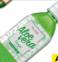 Aloe Vera Drink Grape von Mr.Zox