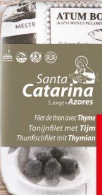 Thunfischfilets von Santa Catarina