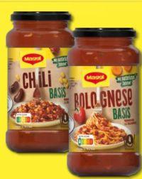 Pastasauce von Maggi