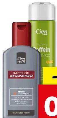 Coffein Shampoo von Cien