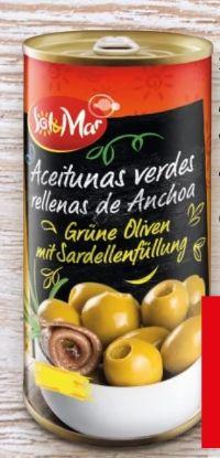 Aceitunas von Sol & Mar