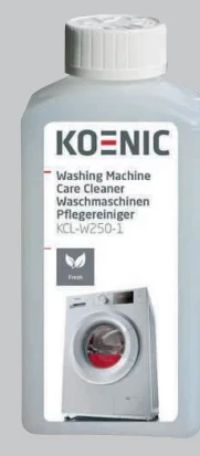 Waschmaschinen-Reiniger KCL-W-250-1 von Koenic