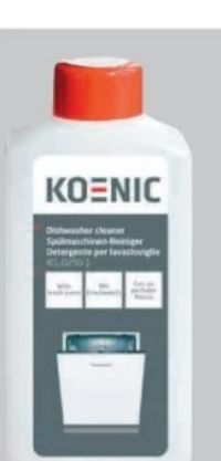 Spülmaschinen-Reiniger  KCL-D250-1 von Koenic