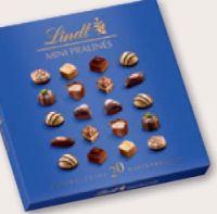 Mini Pralinen von Lindt