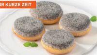 Powidl-Mohn-Donut