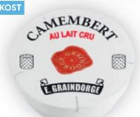 Camembert De Normandie von E.Graindorge