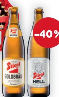 Goldbräu von Stiegl