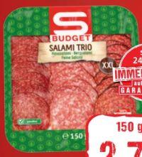 Salami von S Budget