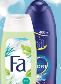 Duschgel von Fa