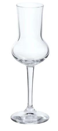Grappaglas Riserva von Bormioli Rocco