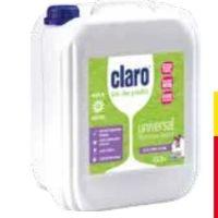 Professional Universalreiniger von Claro