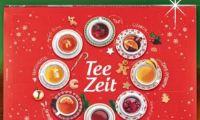 Edler Tee-Adventskalender von Cornwall